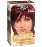 L'Oreal Superior Preference - 4R Dark Auburn