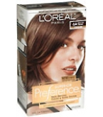 L'Oreal Superior Preference - 6A Light Ash Brown