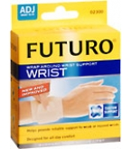 Futuro Wrap Around Wrist Support Adjust To Fit