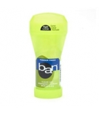 Ban Anti-Perspirant/Deodorant Clear Gel Powder Fresh 2.25 oz