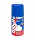 Gillette Foamy Barber Shop Clean Shave Cream 11 oz***otc Discontinued  2/25/14