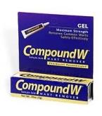 Compound W Gel .25 oz