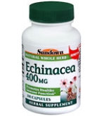 Sundown Echinacea 400 mg Capsules 100ct