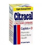 Citracal+D Caplet - 60