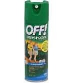 Off! Deep Woods Spray Unscented 6 oz