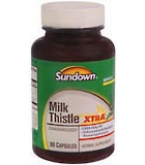 Sundown Milk Thistle XTRA Capsules  60ct
