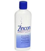 Zincon Medicated Dandruff Shampoo 4 oz