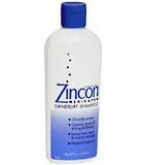 Zincon Medicated Dandruff Shampoo 8 oz