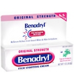 Benadryl Cream Original Strength - 1oz****OTC DISCONTINUED 2/28/14