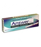 Answer Quick/Simple Pregnancy Test Single