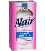 Nair Cream For Face 2 oz***otc Discontinued  2/25/14