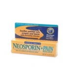 Neosporin Plus Pain Relief Max Strength First Aid Antibiotic Cream .5oz***otc Discontinued  2/25/14