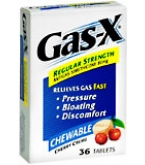 Gas-X Chewable Tablets Cherry Creme 36ct