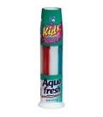 Aquafresh Toothpaste Kid 3 Stripe Pump 4.6 oz