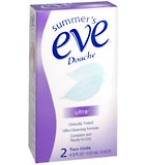 Summers Eve Douche Twin Ultra 2-pack