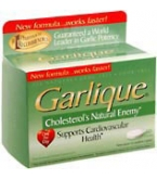 Garlique Caplets - 60****OTC DISCONTINUED 2/28/14