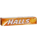Halls Mentho-Lyptus Drops Honey-Lemon  9ct/20 Pack