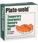 Plate-weld Denture Repair Kit 1 Each