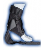 Stabilizing Ankle Brace (Black) - Large
