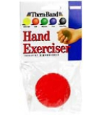 Thera-Band Hand Exerciser Red (Soft)