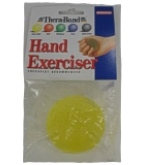 Thera-Band Hand Exerciser Yellow (Extra Soft)