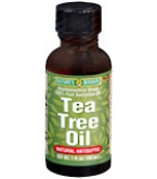 Natures Bounty Herbal Harvest Tea Tree Oil 1 oz