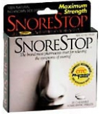 SnoreStop Chewable Tablets Maximum Strength  20ct
