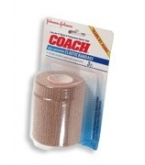 Johnson & Johnson Coach Elastic Bandage Self Adhering 3 Inch X 2.2Yd