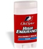Old Spice High Endurance Anti-Perspirant/Deodorant Invisible Solid Fresh 3oz