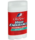 Old Spice High Endurance Anti-Perspirant/Deodorant Invisible Solid Pure Sport 3oz