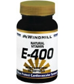 Windmill Vitamin E-400 Softgels Natural  90ct