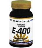 Windmill Vitamin E-400 Softgels Natural  90ct