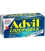 Advil Liquid Gel 80 Gels