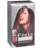L'Oreal Feria - 36 Chocolate Cherry (Deep Burgundy Brown)