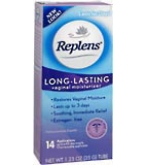 Replens Vaginal Moisturizer With Reusable Applicator 35 Grams