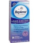 Replens Vaginal Moisturizer With Reusable Applicator 35 Grams