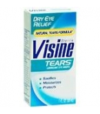 Visine Tears Drops 1oz