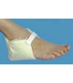 Sheepette Synthetic Sheepskin Heel Protectors D5005