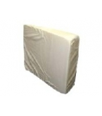 Bed Wedge Foam 7.5  Inch with Cover