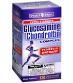 Natures Bounty Chondroitin Glucosamine Complex Tab Xtra Strength 120ct