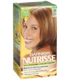 Nutrisse Haircolor - 70 Almond Creme (Dark Natural Blonde)