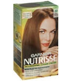 Nutrisse Haircolor - 60 Acorn (Light Natural Brown)
