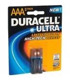 Duracell Ultra AAA   Mx2400B2U 2/Pk
