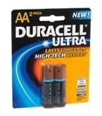 Duracell Ultra AA    Mx1500B2U 2/Pk