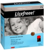 LiceFreee! Lice Killing Hair Gel 8 oz