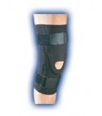 Knee Brace Hinged Prostyle Black Large-Bell Horn