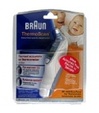 Braun ThermoScan Ear Thermometer Model IRT 4520