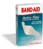 Band-Aid Bandages Active Flex Strips Regular - 10- BACK ORDERED 8-30