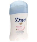 Dove Powder Anti-Perspirant/Deodorant Invisible Solid 1.6 oz