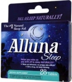 Alluna Sleep Tablet 28ct.